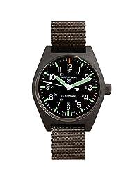MARATHON WW194009SG Swiss Made Military Field Army Watch with MaraGlo