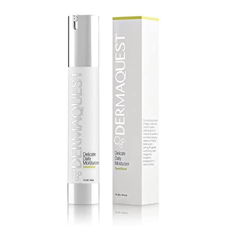 DermaQuest Sensitized Delicate Daily Soothing and Repairing Moisturizer for Sensitive Skin, 1 oz