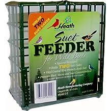 Heath Outdoor Products S-2 Double Suet Feeder