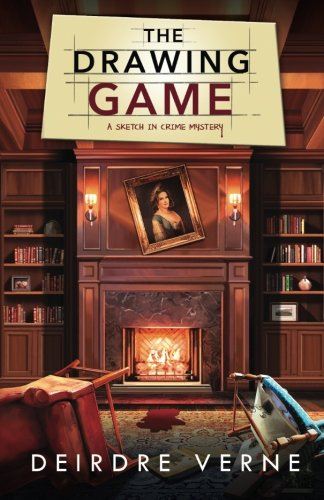 The Drawing Game (A Sketch in Crime Mystery) (Volume 3)