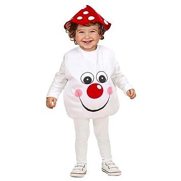 Toadstool Mushroom Costume Children/104 1-3 Years Child Costume Baby Fly Mushroom Costume  sc 1 st  Amazon UK & Toadstool Mushroom Costume Children/104 1-3 Years Child Costume Baby ...