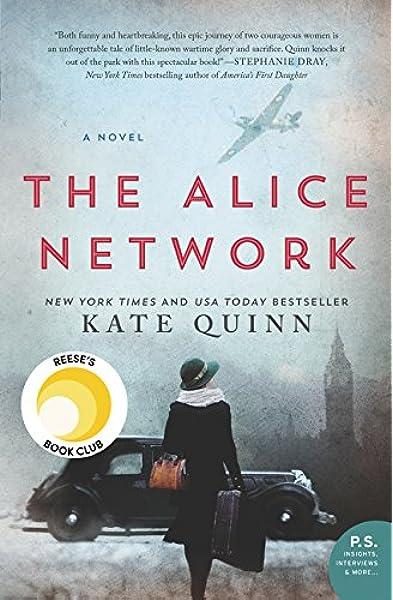 The Alice Network: Amazon.es: Quinn, Kate, Quinn, Kate: Libros en ...