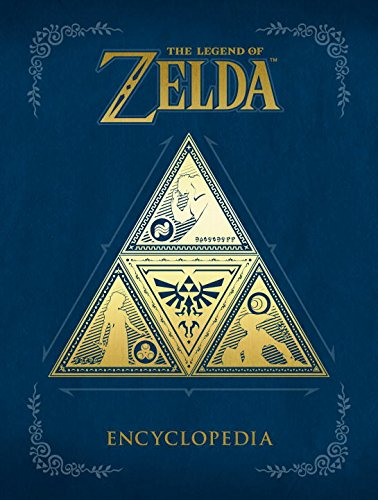 The Legend of Zelda Encyclopedia cover