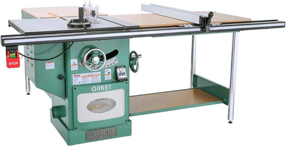 Grizzly G0651 Table Saws product image 1