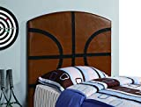 Coaster Home Furnishings Casual Twin Headboard, Brown
