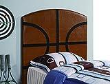 Coaster Home Furnishings Casual Twin Headboard, Brown