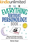 The Everything Birthday Personology B...