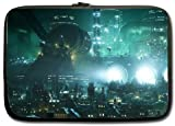 High Quality Final Fantasy Water Resistant Neoprene Laptop Sleeve 13 Inch Notebook Computer Bag Case Cover(Twin Sides)