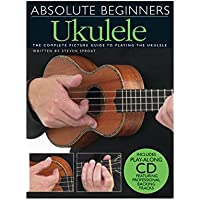 Absolute Beginners: Ukulele (Book And CD). Partituras, CD