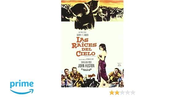 Las raices del cielo [DVD]: Amazon.es: Errol Flynn, Juliette Greco, Trevor Howard, Eddie Albert, Orson Welles, Paul Lukas, Herbert Lom, Gregoire Aslan, ...