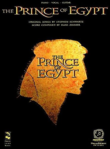 The Prince of Egypt: Piano, Vocal, Guitar ()