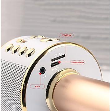 APEX - Micrófono con Bluetooth para dispositivos Apple iPhone y ...