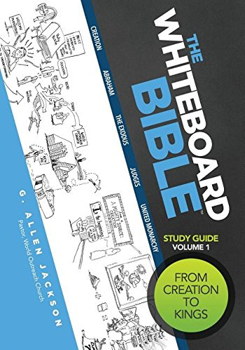 Price comparison product image The Whiteboard Bible, Volume 1: From Creation to Kings