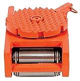 Vestil VHMS-15 Swivel Top Machine Roller, Iron Body