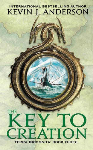 book cover of The Key to Creation