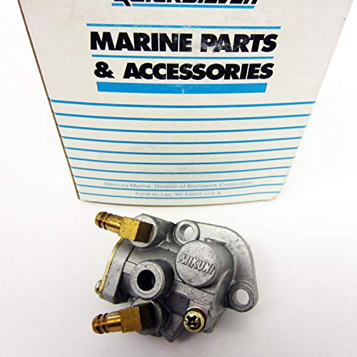 8126901 812690T1 Oil Injector Pump with Gear Drive and Bearing for Mercury 40 HP Mariner Outboard 40 HP30 Jet
