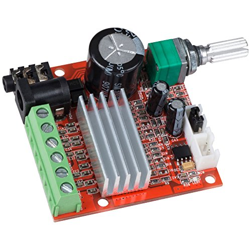 Parts Express 2.1 Hi-Fi Class D Audio Amplifier Board 2 x 15W + 30W 10-18 VDC