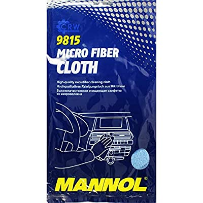 MANNOL 9976 Textile Cleaner Seat & Padded Interior 16.90 oz Upholstery Care: Automotive
