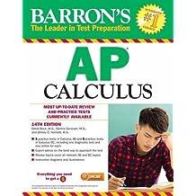 Barron's AP Calculus, 14th Edition