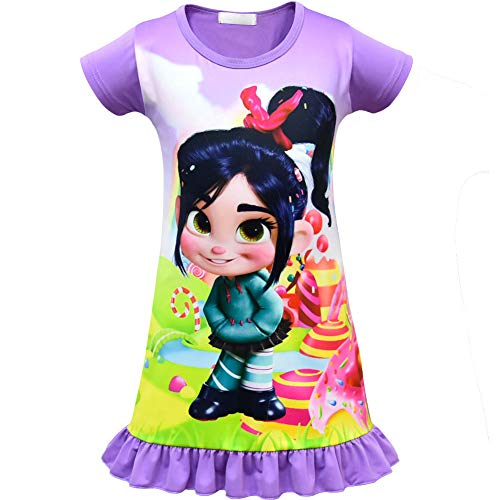 Penelope From Wreck It Ralph Costumes - Cercur Girls Dress for Wreck-It Ralph