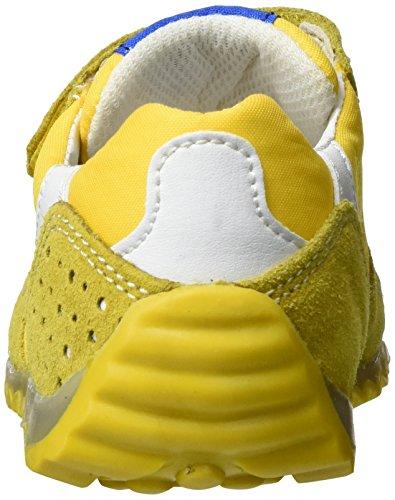 Naturino Isao VL, Zapatillas Para Niños Amarillo (Gelb)