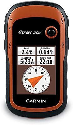Garmin eTrex 20x, Handheld GPS Navigator