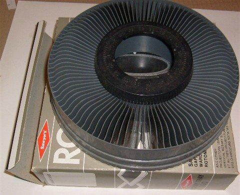 - Rotary Slide Tray