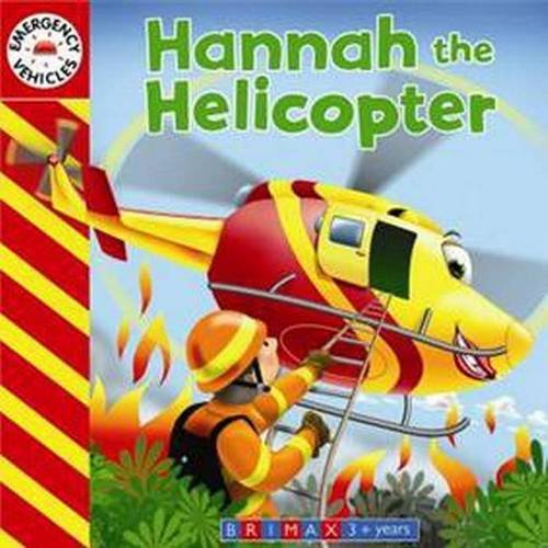 Emergency Vehicles - Hannah the Helicopter