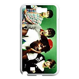 Beautiful Novel Innovative Gifts Samsung Galaxy N2 7100 Cell Phone Case Covers White Bloc Party Trendy OTWZJ8110910