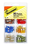 Bussmann NO.80 ATC Bulk Fuse Assortment