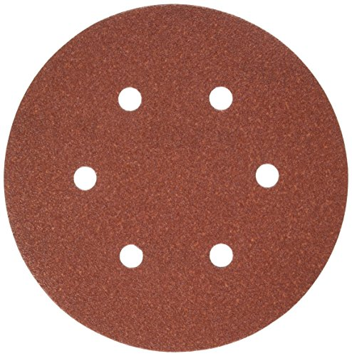 - PORTER-CABLE 726601025 6-Inch 6 Hole 100G Disc (25-Pack)