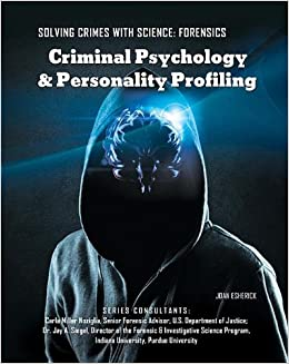 Criminal Psychology & Personality Profiling (Solving