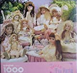 SPRINGBOK ''The DOLL'S Tea Party'' 1000 Pieces JIGSAW PUZZLE