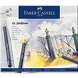 Faber-Castell Creative Studio Goldfaber Color Pencils - Tin of 48