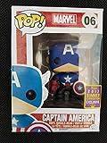 Funko POP! Captain America Bucky Barnes #06