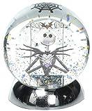Department 56 Disney Classic Brands Nightmare Before Christmas Waterdazzler Waterball, 4.5'' Snowglobe, Multicolor