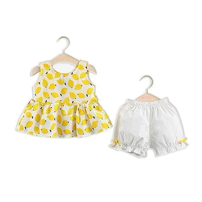 0f3a535f0c1c Amazon.com  Jewelry-box 2PCS Toddler Kids Baby Girls Floral Printed ...