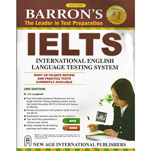 Barron`s IELTS (2 CD Free)