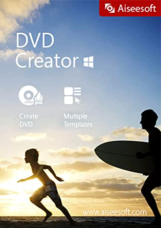 Amazon com: Aiseesoft DVD Creator - Burn your own video to a DVD