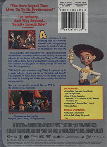Toy Story 2 2000 Dvd 10962 | VIZUALIZE