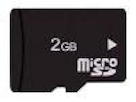 2 GB MicroSD Tarjeta De Memoria Micro Secure Digital sin adaptador ...