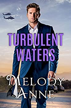 Turbulent Waters (Billionaire Aviators Book 3) by [Anne, Melody]