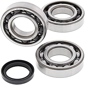 Differential Bearing and Seal Kit For 2005 Polaris Sportsman 400~All Balls