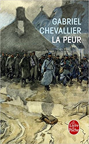 Book La Peur (Litterature and Documents)