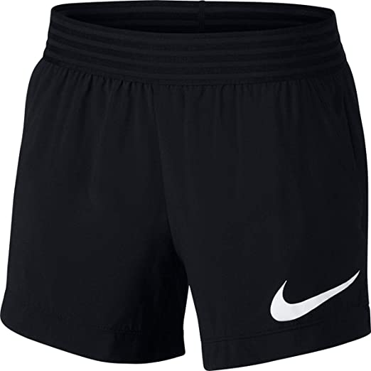 Nike Dry Women's 2 in 1 Flex Training Shorts Black Ah8478