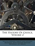 The History of Greece, William Mitford, 1173799427
