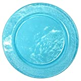 "Artland Colby Turquoise Charger, 12.5"" D"