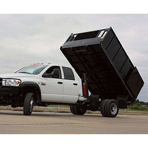5 Ton Dump Hoist Kits : Pierce arrow flatbed truck hoist kit ton capacity