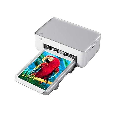 ZP-Printer Impresora Fotográfica Móvil, Impresora ...