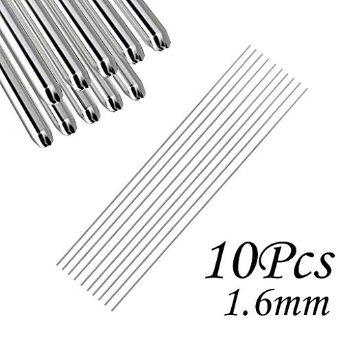 Sunnyys 1.6mm / 2mm Low Temperature Aluminum Electrode Does Not Require Solder Powder (Best Gas Pole Saw 2019)